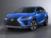 Lexus NX 2018: Thay đổi nhẹ thêm phần hấp dẫn