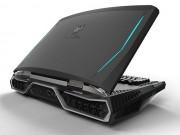 Thời trang Hi-tech - Acer Predator 21 X: Siêu laptop dành cho game thủ