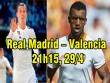"""Nhận định bóng đá Real Madrid – Valencia: Diệt """"Bầy Dơi"""", phả hơi Barca"""