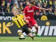 """Dortmund - Cologne: Đụng phải """"bức tường thép"""""""