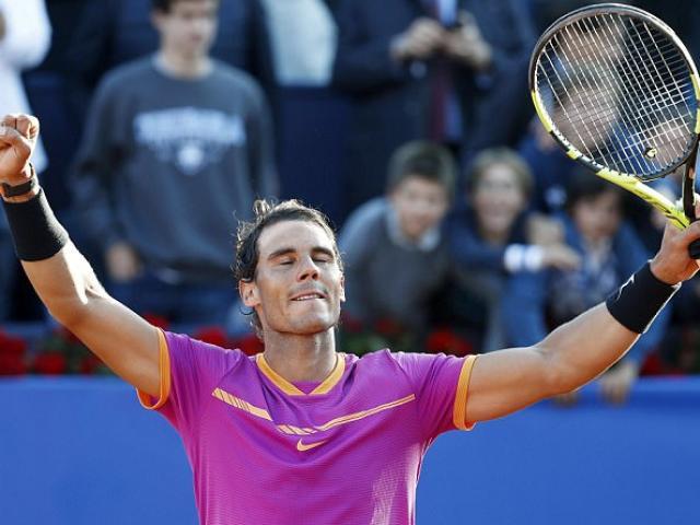 Trực tiếp Barcelona & Stuttgart ngày 6: Nadal mơ về cú đúp Decima