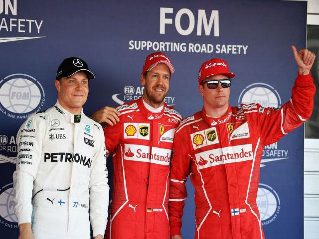 Đua xe F1 - Russian GP: Kết quả ngọt ngào sau gần một thập kỷ