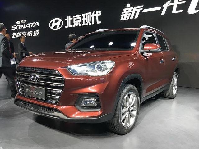 Hyundai ix35 2017: Lựa chọn khi đã chán CR-V, CX-5 - 1