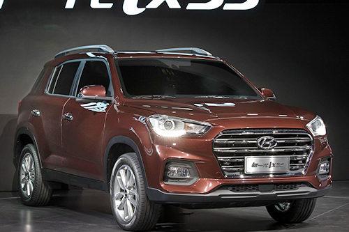 Hyundai ix35 2017: Lựa chọn khi đã chán CR-V, CX-5 - 2