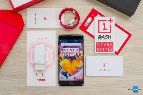 """OnePlus 3T màu đen Midnight đã """"cháy hàng"""" - 1"""