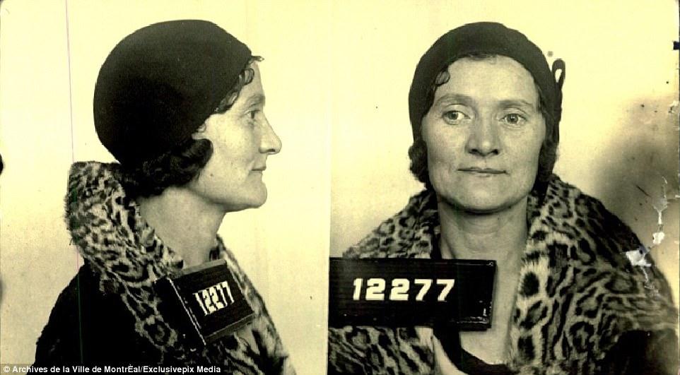 """Bộ ảnh tú bà, gái bao những năm 1940 ở 'thủ đô tình dục"""" Bắc Mỹ - 3"""