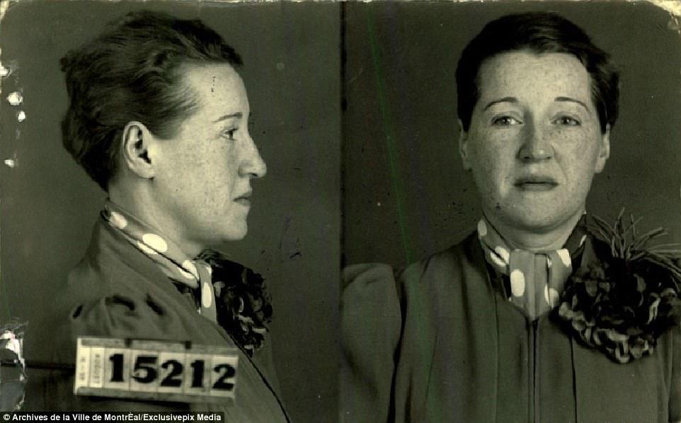 """Bộ ảnh tú bà, gái bao những năm 1940 ở 'thủ đô tình dục"""" Bắc Mỹ - 2"""