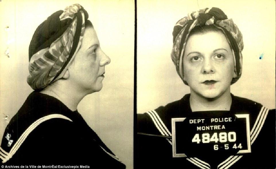 """Bộ ảnh tú bà, gái bao những năm 1940 ở 'thủ đô tình dục"""" Bắc Mỹ - 4"""