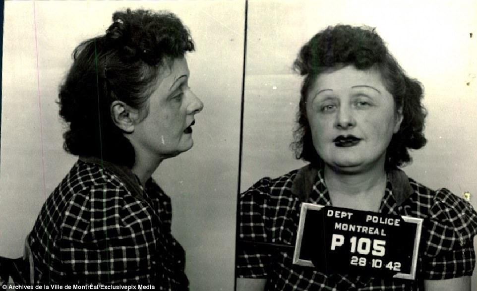 """Bộ ảnh tú bà, gái bao những năm 1940 ở 'thủ đô tình dục"""" Bắc Mỹ - 5"""