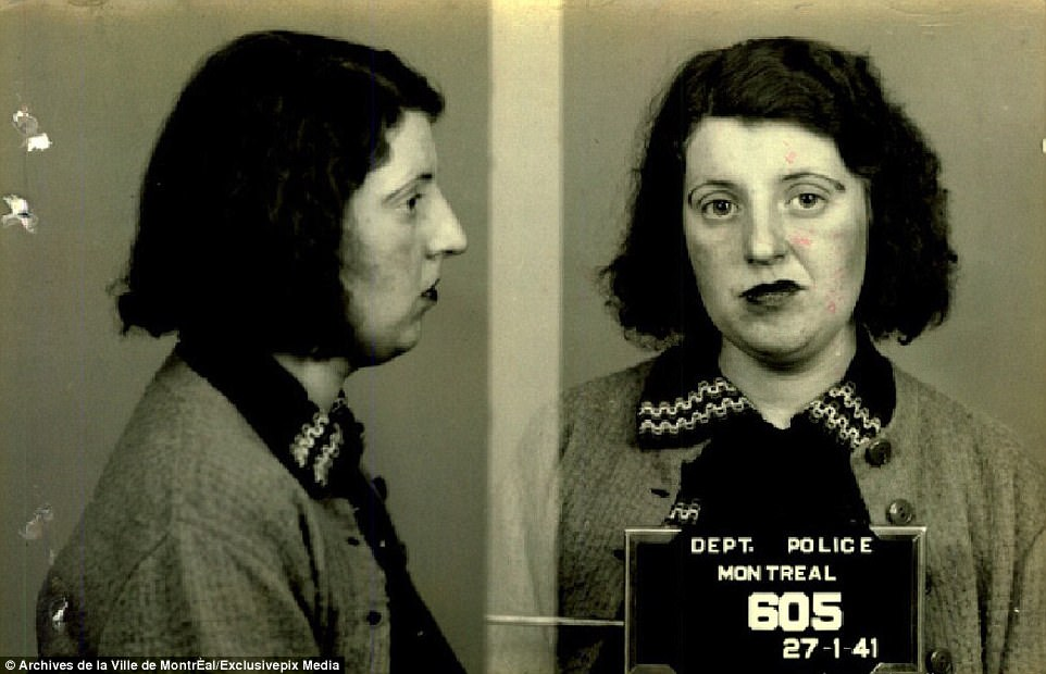 """Bộ ảnh tú bà, gái bao những năm 1940 ở 'thủ đô tình dục"""" Bắc Mỹ - 10"""