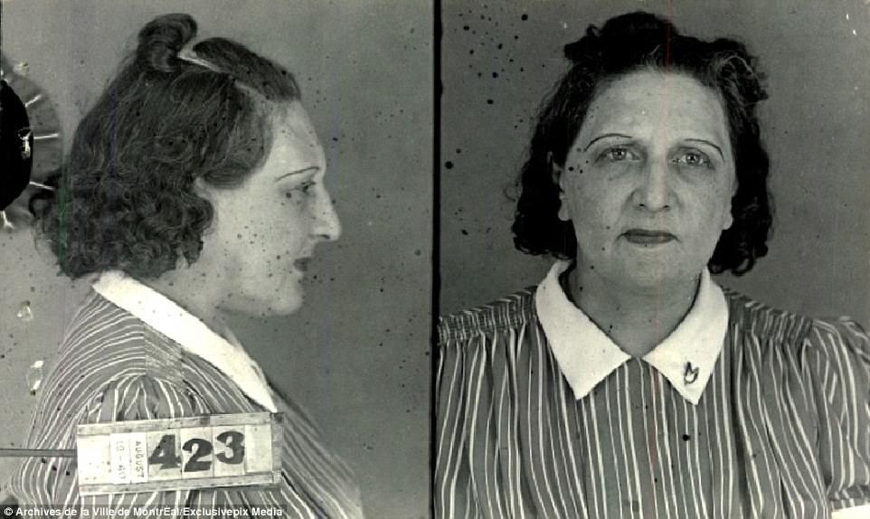 """Bộ ảnh tú bà, gái bao những năm 1940 ở 'thủ đô tình dục"""" Bắc Mỹ - 6"""