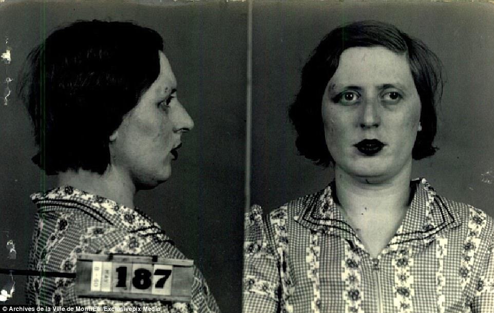 """Bộ ảnh tú bà, gái bao những năm 1940 ở 'thủ đô tình dục"""" Bắc Mỹ - 7"""