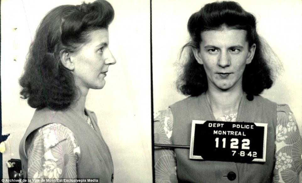 """Bộ ảnh tú bà, gái bao những năm 1940 ở 'thủ đô tình dục"""" Bắc Mỹ - 11"""