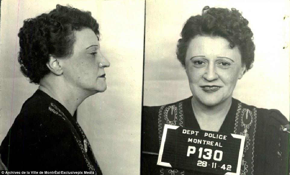 """Bộ ảnh tú bà, gái bao những năm 1940 ở 'thủ đô tình dục"""" Bắc Mỹ - 9"""
