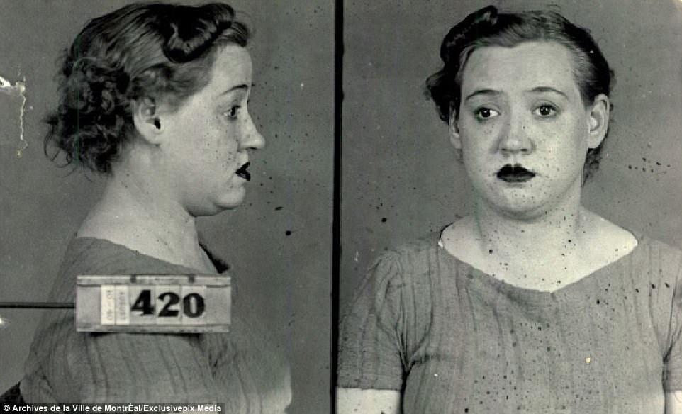 """Bộ ảnh tú bà, gái bao những năm 1940 ở 'thủ đô tình dục"""" Bắc Mỹ - 12"""