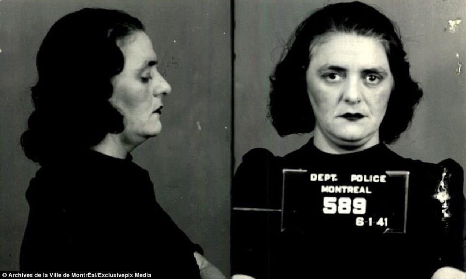 """Bộ ảnh tú bà, gái bao những năm 1940 ở 'thủ đô tình dục"""" Bắc Mỹ - 14"""