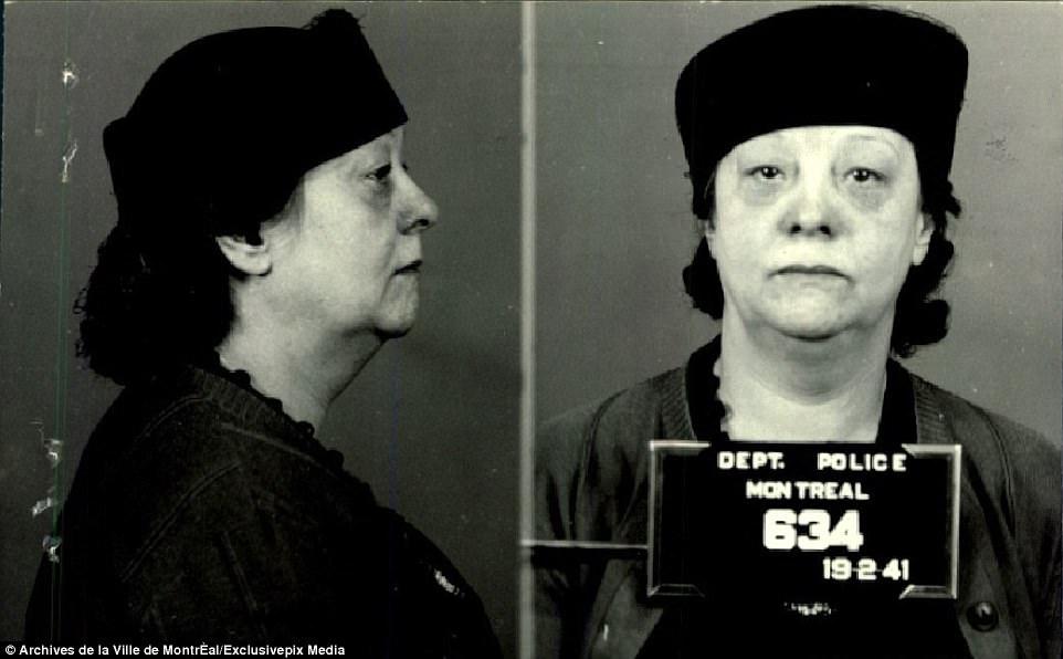 """Bộ ảnh tú bà, gái bao những năm 1940 ở 'thủ đô tình dục"""" Bắc Mỹ - 15"""