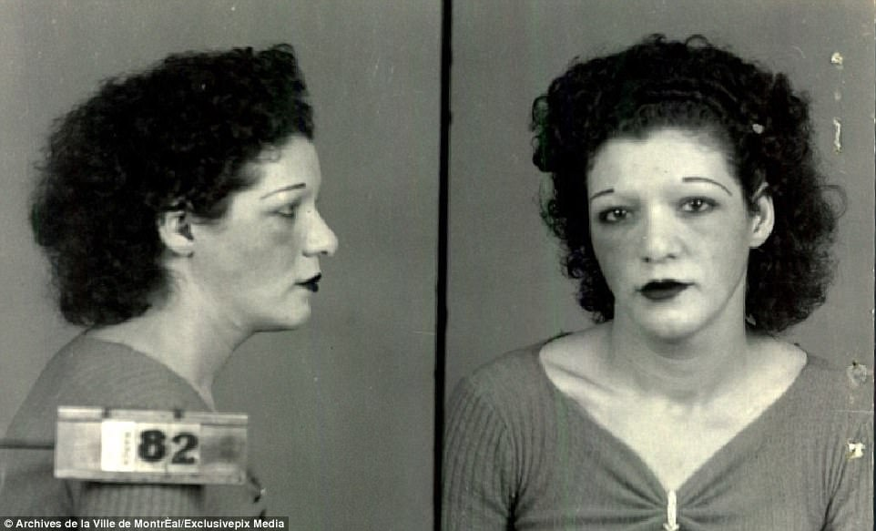 """Bộ ảnh tú bà, gái bao những năm 1940 ở 'thủ đô tình dục"""" Bắc Mỹ - 13"""