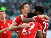 """Wolfsburg – Bayern Munich: Màn đăng quang """"6 sao"""""""