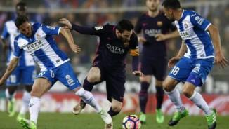 Espanyol - Barcelona: Hiệp 2 bùng nổ, bàn thắng tới tấp
