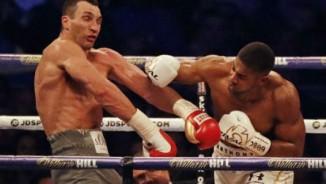Klitschko - Joshua: Nhà vô địch tuyệt đối
