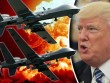 """Dàn máy bay sát thủ của Trump nằm """"sát nách"""" Triều Tiên"""