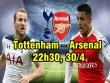 Tottenham – Arsenal: Chờ lịch sử 2 thập kỷ đổi thay