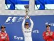 """BXH F1 - Russian GP: Tập thể mạnh sống nhờ """"kẻ vô danh"""""""