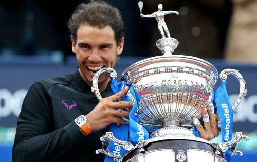 "Nadal vô địch Barcelona: Chinh phục ""Decima"" Roland Garros - 1"