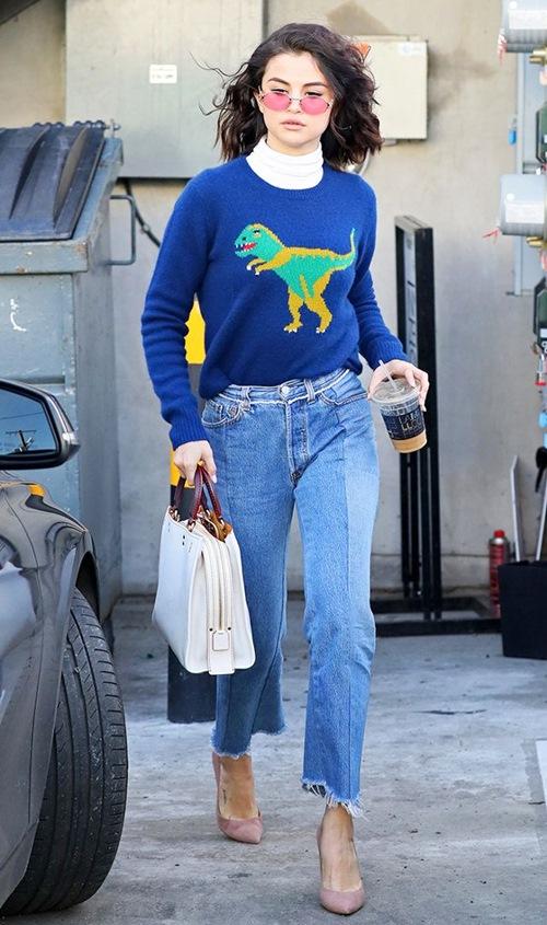 Selena Gomez không thèm mặc 7 món này từ lâu rồi! - 4