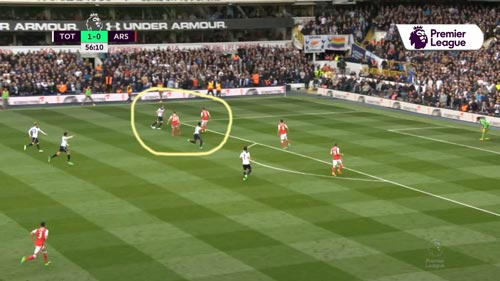 Góc chiến thuật Tottenham - Arsenal: Đại khủng hoảng bản sắc - 4