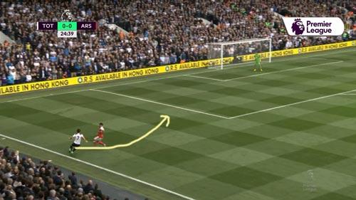 Góc chiến thuật Tottenham - Arsenal: Đại khủng hoảng bản sắc - 3