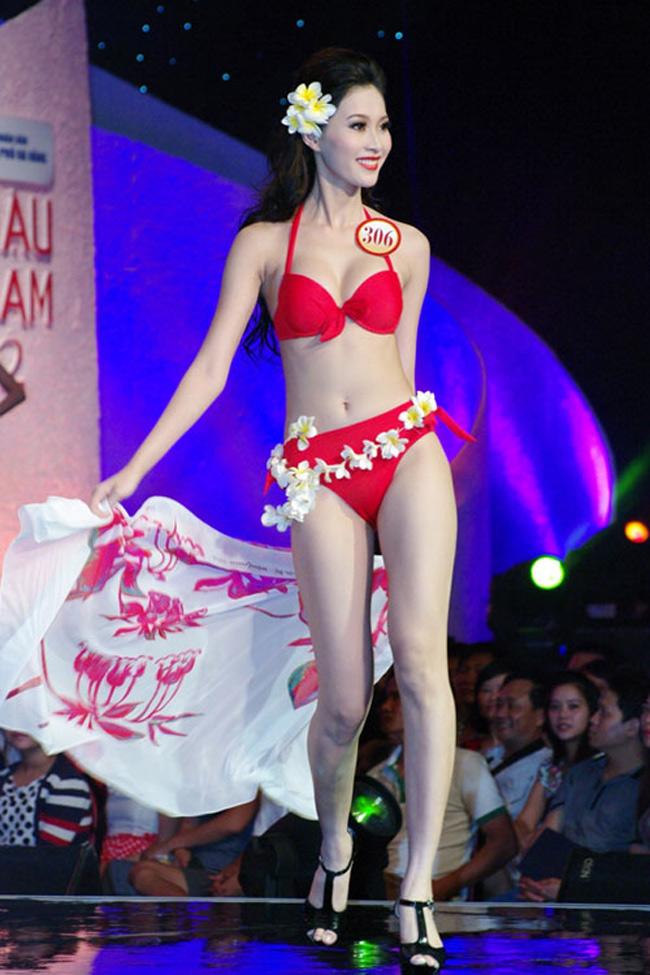 Hoa hậu Thu Thảo tung ảnh áo tắm hiếm hoi kỳ nghỉ lễ - 5