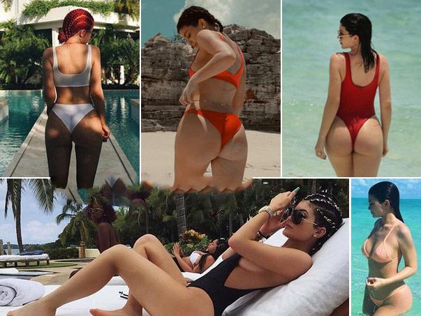 Mặc sexy chụp hình, hot girl Hollywood lộ bí mật ít ai ngờ - 9