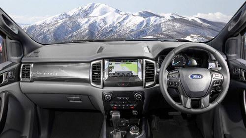 Ford Everest 2017 ra mắt, giá từ 916 triệu đồng - 2