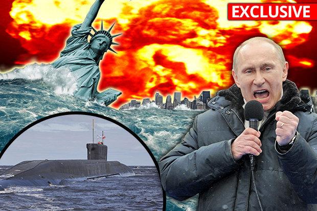 Nga bí mật cài tên lửa hạt nhân để tạo sóng thần nhằm vào Mỹ? - 1