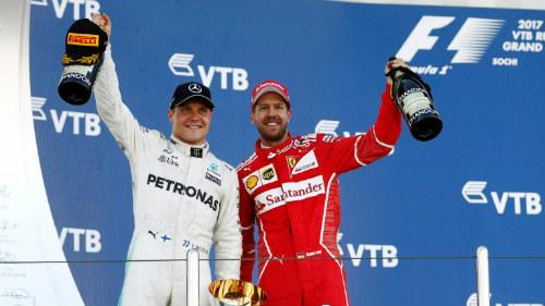 """F1, Russian GP: Ngả mũ trước """"Người Phần Lan bay"""" thế hệ mới - 3"""