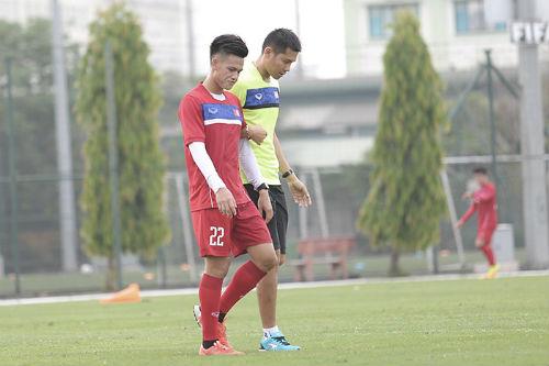 Cầu thủ khoẻ nhất U20 Việt Nam đầu hàng bài tập thể lực - 2