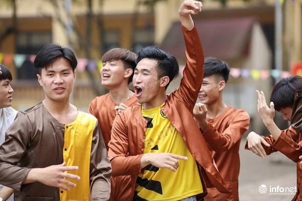 """Bộ ảnh kỷ yếu """"cực nhắng"""" của học sinh Bắc Giang - 13"""