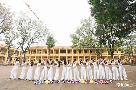 """Bộ ảnh kỷ yếu """"cực nhắng"""" của học sinh Bắc Giang - 2"""