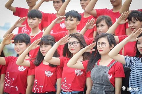 """Bộ ảnh kỷ yếu """"cực nhắng"""" của học sinh Bắc Giang - 3"""
