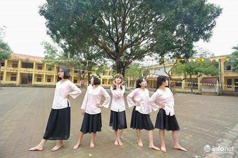 """Bộ ảnh kỷ yếu """"cực nhắng"""" của học sinh Bắc Giang - 8"""