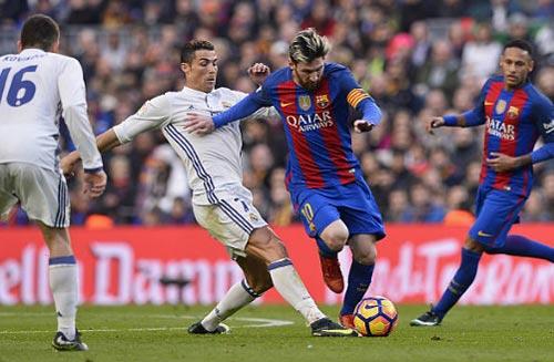 Tiêu điểm vòng 35 La Liga: Cờ trong tay Barca - 1