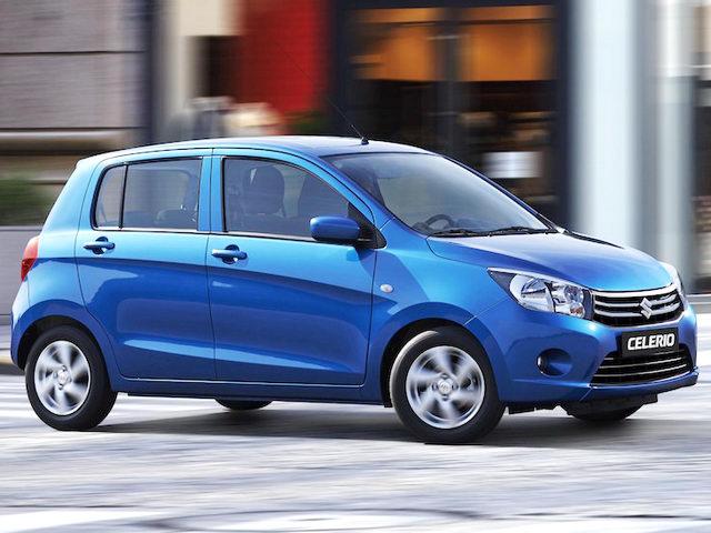 Suzuki Celerio: Xe nhỏ giá rẻ chỉ 227 triệu đồng - 1