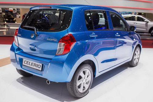 Suzuki Celerio: Xe nhỏ giá rẻ chỉ 227 triệu đồng - 2