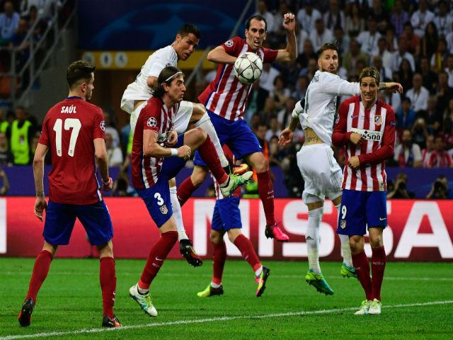 Cúp C1 trước bán kết: Madrid rực lửa hận thù, Juventus ôm bá mộng