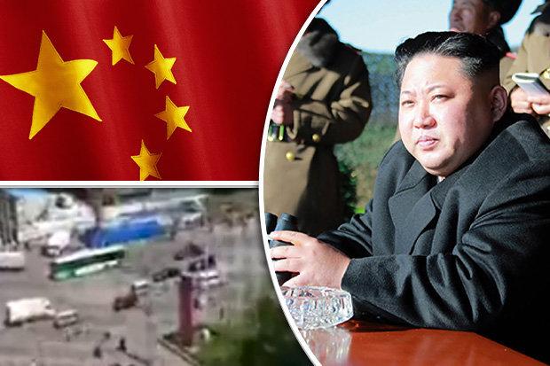 TQ: Chuông báo động vang lên ở thành phố sát Triều Tiên - 1