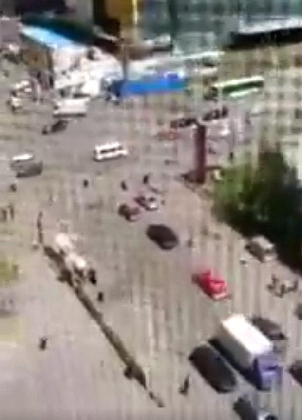 TQ: Chuông báo động vang lên ở thành phố sát Triều Tiên - 2