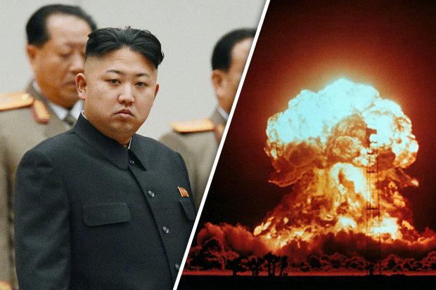"""Triều Tiên doạ phóng tên lửa, thử hạt nhân """"mọi lúc, mọi nơi"""" - 1"""