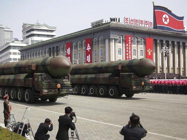 """Triều Tiên doạ phóng tên lửa, thử hạt nhân """"mọi lúc, mọi nơi"""" - 2"""